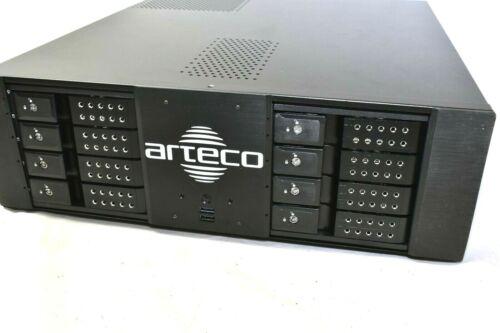 Arteco surveillance DVR Security System W/O HDD Open Box