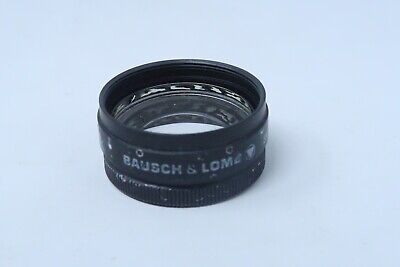 Bausch Lomb Microscope Accessory - .5x Optical Lens - Cat No. 31-28-11