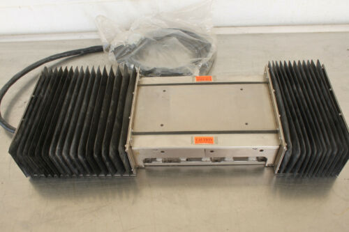 ROCKWELL AUTOMATION ANORAD 3/97 Motorized Linear Motion Stage