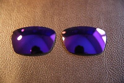 PolarLens POLARIZED Purple Replacement Lens for-Oakley Fuel Cell Sunglasses