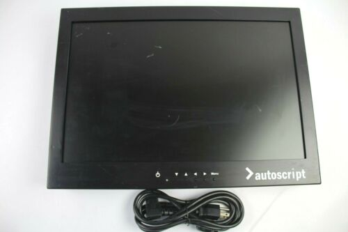 Autoscript 19WS Teleprompter Monitor