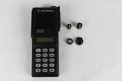 Motorola Mts2000 Mt2000 Jt1000 Refurb Housing W Display Uhf Vhf 800 900