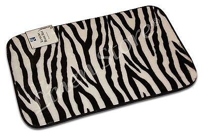Zebra Bath Rugs - 20