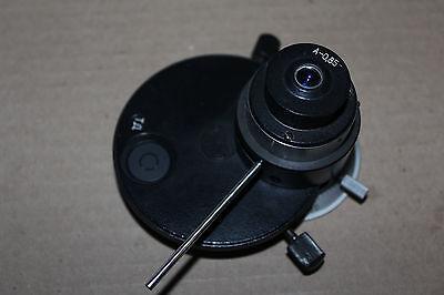 Lomo Microscope Polam Polarizing Phase Contrast Condenser Pol Mikroskop