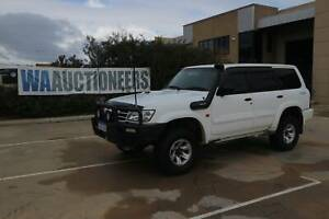 2003 Nissan Patrol ST-L T/D 7 Seat 4X4 - FOR SALE Wangara Wanneroo Area Preview