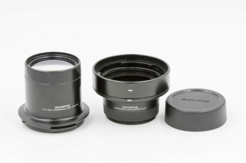 Olympus TCON-17C Telephoto Conversion Lens w/ CLA-7 Adapter