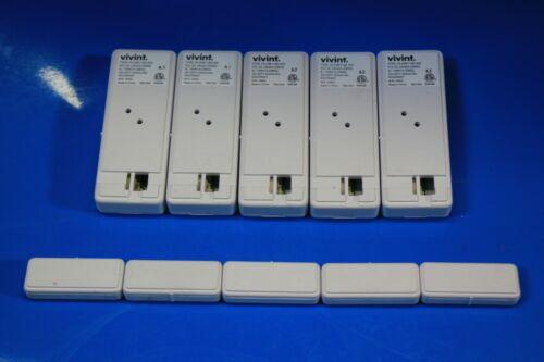 LOT OF 5 PC Vivint Smart Door and Window Sensor VS-DW1100-345 @AN1
