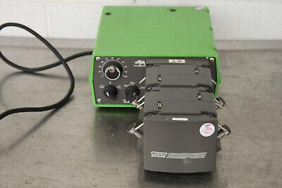 Watson Marlow 504u Mk2 Peristaltic Pump W 2 Pump Heads