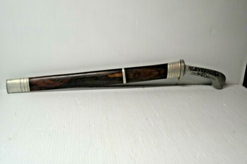 VINTAGE 1946 SOUVENIR PHILIPPINE SHORT SWORD WITH SHEATH