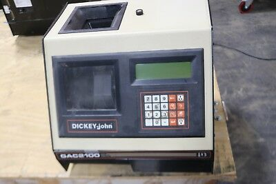 Gac2100 Dickey John Grain Moisture Meter