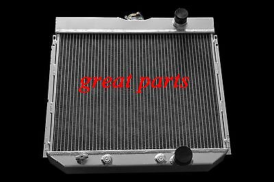 3 ROW ALL ALUMINUM RADIATOR FIT 1962 1970 20 Universal Small Block Ford