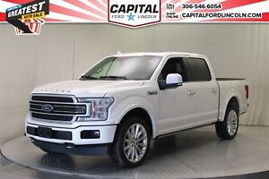 2018 Ford F-150 SuperCrew * Limited * New Was $80,624