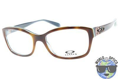 - Oakley RX Eyeglasses OX1087-0252 Junket Women's Tortoise Sky Frame [52-17-138]