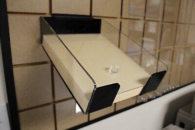 16 Slatwall Paper Trays