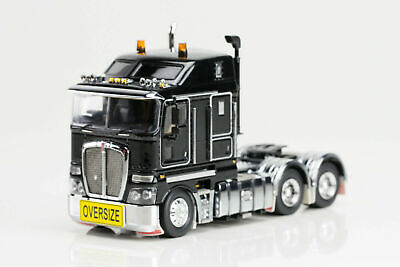 Kenworth K200 Prime Mover Truck - Black - Drake 1:50 Scale Model #Z01374 New!