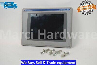 Allen Bradley Panelview Plus 1000 2711p-rdt10c Display Fast Shipping