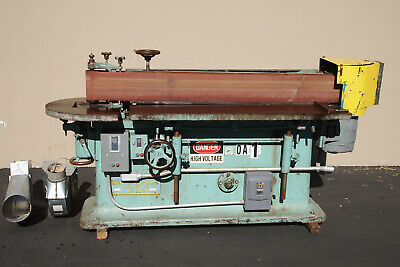 Ekstrom Carlson No.112-a 8 Oscillating Edge Sander Woodworking Machinery