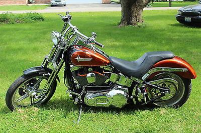Harley-Davidson : Softail 2006 harley davidson springer custom