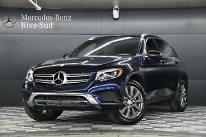 2016 Mercedes Benz GLC 300 4MATIC, ENSEMBLE EXCLUSIF