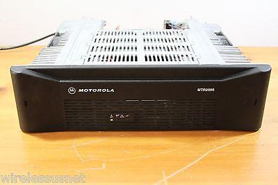 Motorola Mtr2000 806-870mhz Smartnet Trunked 75watts Model T5544a