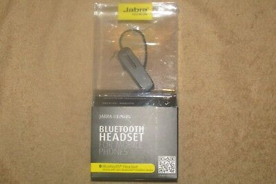 Used, Jabra Wireless Bluetooth Headset for Smartphones, Connect 2 Devices-BT2046 Black for sale  Shipping to India
