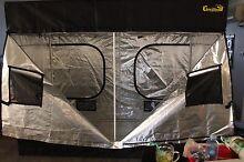 "GORILLA Grow Tent 5' x 9'x 6'11""to 7'11"" extension(152CM x 274CM) Prestons Liverpool Area Preview"