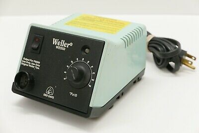 Weller Soldering Station Wes50 Base Unit Only No Iron