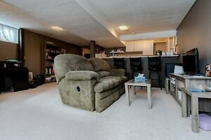 Centrally Located, Lower Level, All Inclusive, 1 Bed - Avail Now