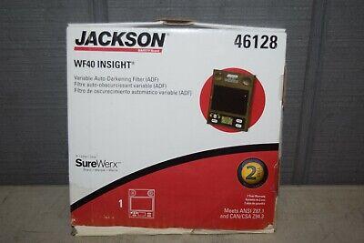 Jackson Wf40 Insight Variable Auto Darkening Filter Welding 46128
