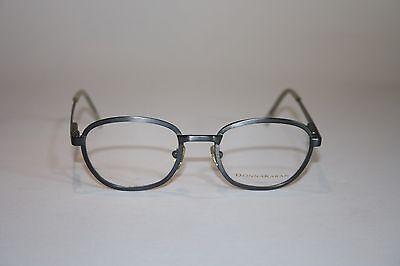 Donna Karan Damenbrille DK133-352 rund Anthrazit Metall Brille Brillengestell