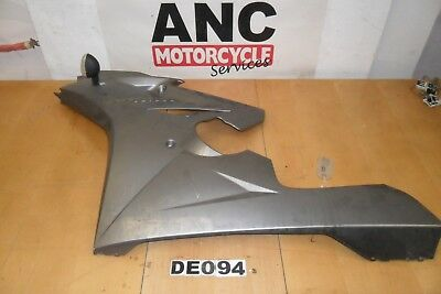 LEFTLH SIDEMAIN FAIRINGCOWLPANEL FROM TRIUMPH DAYTONA 675 DE094