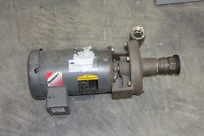 Cascade Machine Water Pump Mp Pumps Model 25793 Baldor Motor Cm3546t 1hp