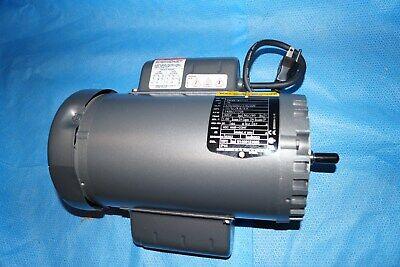 Baldor 34k841w771g1 34hp 1 Phase 14251725 Frame 42cz Electric Motor 110 220
