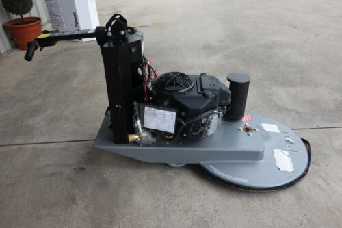 "Advance PBU 27"" Propane, Floor Buffer, 18.6 Hours, Made in USA"