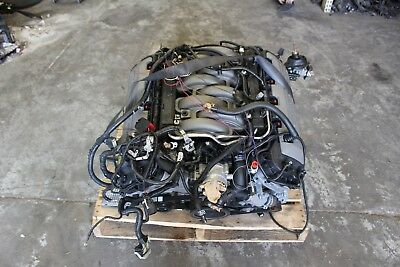 For Sale We Have A  Ford Mustang Gt   V Oem Coyote Engine Manual Transmission Swap  This Item Is Used And May Show Signs Of Imperfections Such