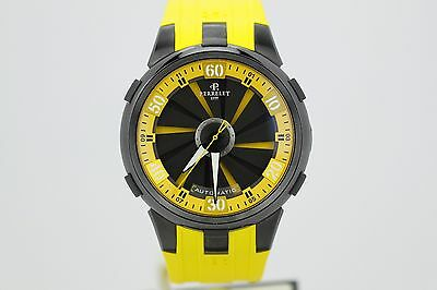 Perrelet Turbine Racing XL Special Edition Yellow Complete A1051/7