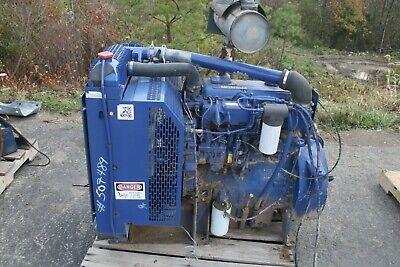 Cat 3054c Diesel Engine Power Unit - Complete Runs Tested 306-1688