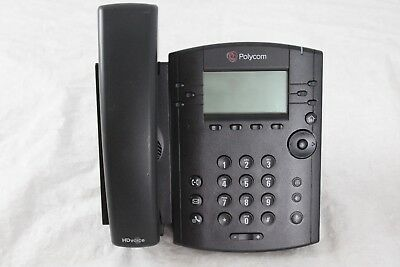 Polycom Vvx 310 Ip Business Media Poe Phone With Handset And Stand