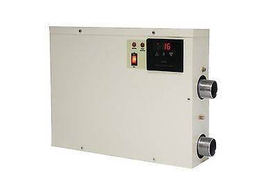 Good 11 Kw Water Heater For Swimming Poolbathtub 2 Phase----new