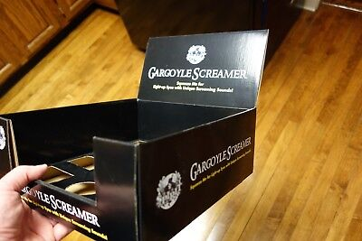Gargoyle Pocket Screamer Prop Spirit Halloween Store Display Box Sold Out ](Halloween Store Props)