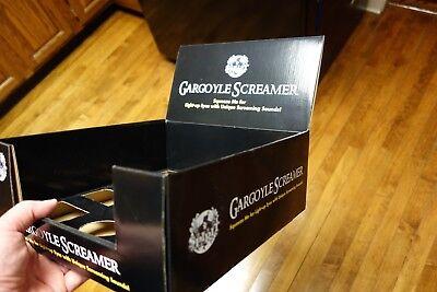 Gargoyle Pocket Screamer Prop Spirit Halloween Store Display Box Sold Out