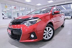 2014 Toyota Corolla S ORIGINAL RHT VEHICLE,ONE OWNER,NON-SMOKER,