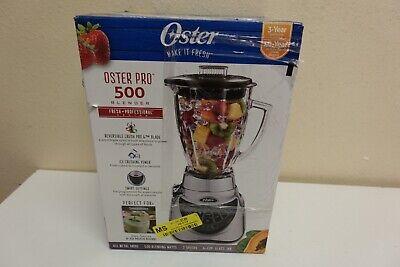 Oster Pro 500  Blender Ice Smoothie Frozen Frappe Drink Multi Task (8B-OB)