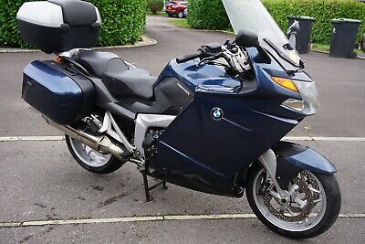 2008 BMW K1200GT K1200 GT Bit tatty but SUPERB history, Nice spec, ready to go!