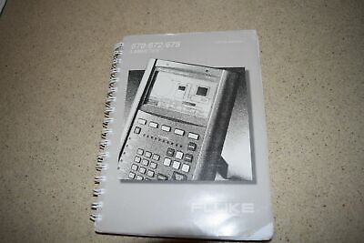 Fluke 670672675 Lanmeter Users Manual M274