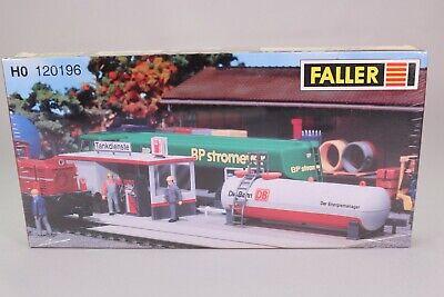 ZM093 FALLER 120196 Maquette train Ho Station service chemin fer DB diorama