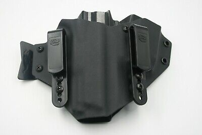 """T.Rex Arms S&W M&P M2.0 4""""/4.25"""" 9mm/.40 Sidecar Appendix Kydex Holster New!!"""