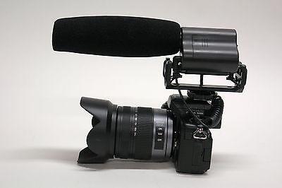 Pro Gh5 Vm Xl Dmc Dslr Hd Video Mic Fo Panasonic Gh4 Fz25...