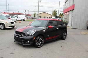 MINI Cooper Paceman John Cooper Works 2 portes ALL4