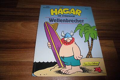 HÄGAR der SCHRECKLICHE # 4 -- WELLENBRECHER // Dik Browne 1990